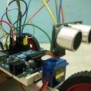 Arduino Based Autonomous Bot Using Ultrasonic Sensor