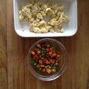 Vegetable Noodle Replica