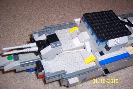 Lego Warship