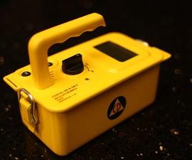 Mini Digital Geiger Counter