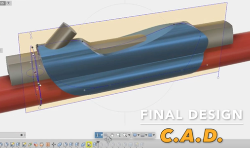 CAD to Make the Final Body