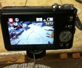 No Cost Camera Holder For Making Instructables
