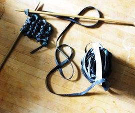Kinky Knitting.