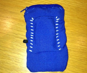 How to Make a IPod Touch Pouch