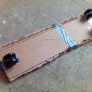 Make Shift skateboard / rollerskates / cart