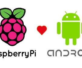 HOW TO USE ANDROID DEVICE AS RASPBERRY PI MONITOR