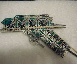 Knex handle mag pistol