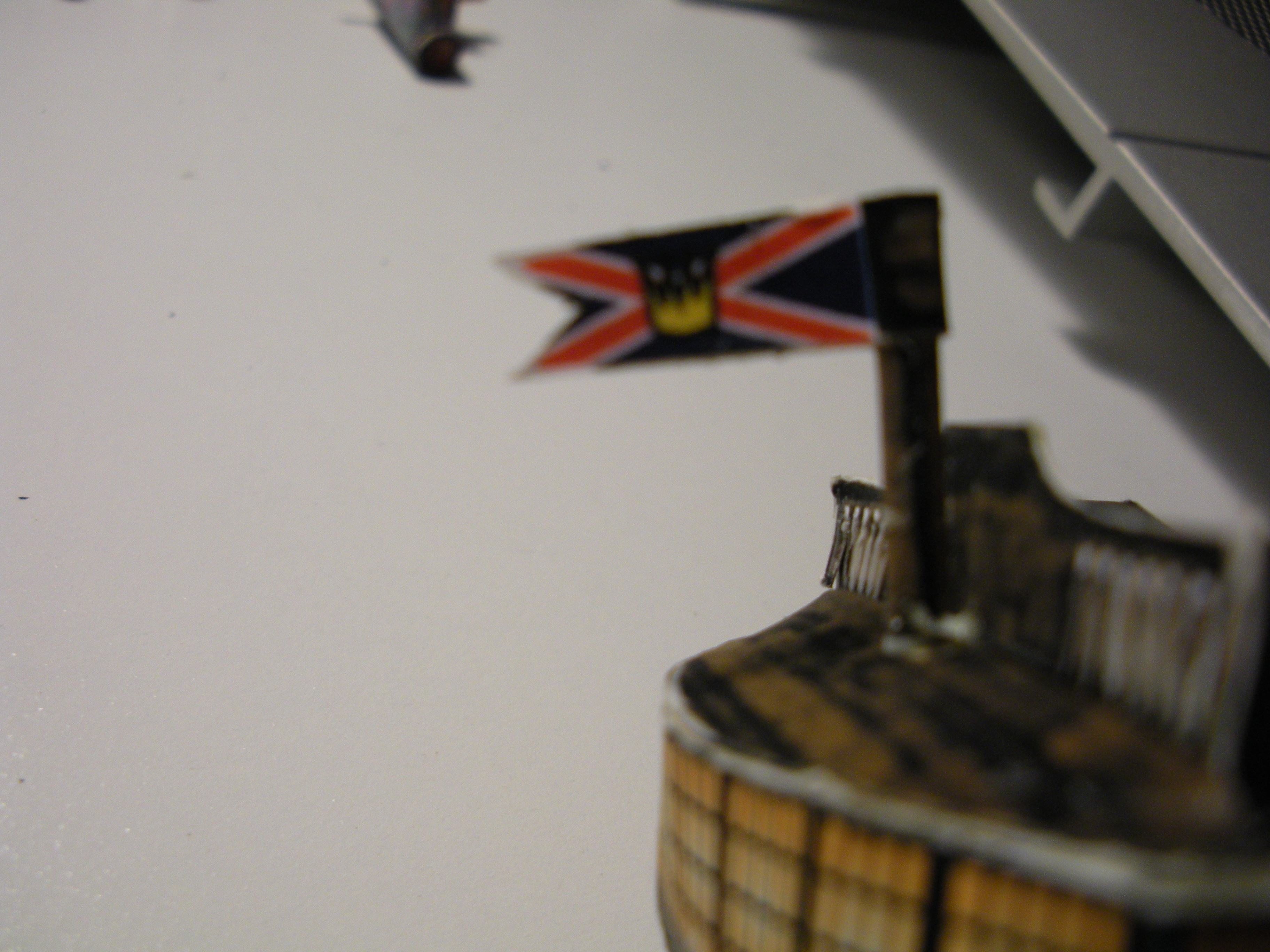 Picture of Flag and Ropes