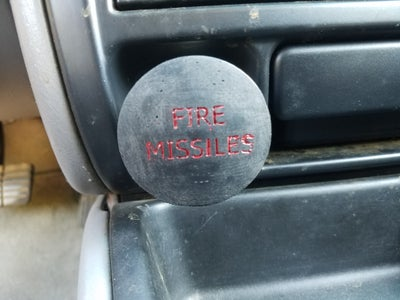 Fire Missiles Cigarette Lighter