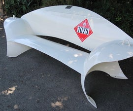 Propane Tank Bench