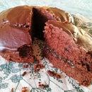 Easy Sacher Mini Cake