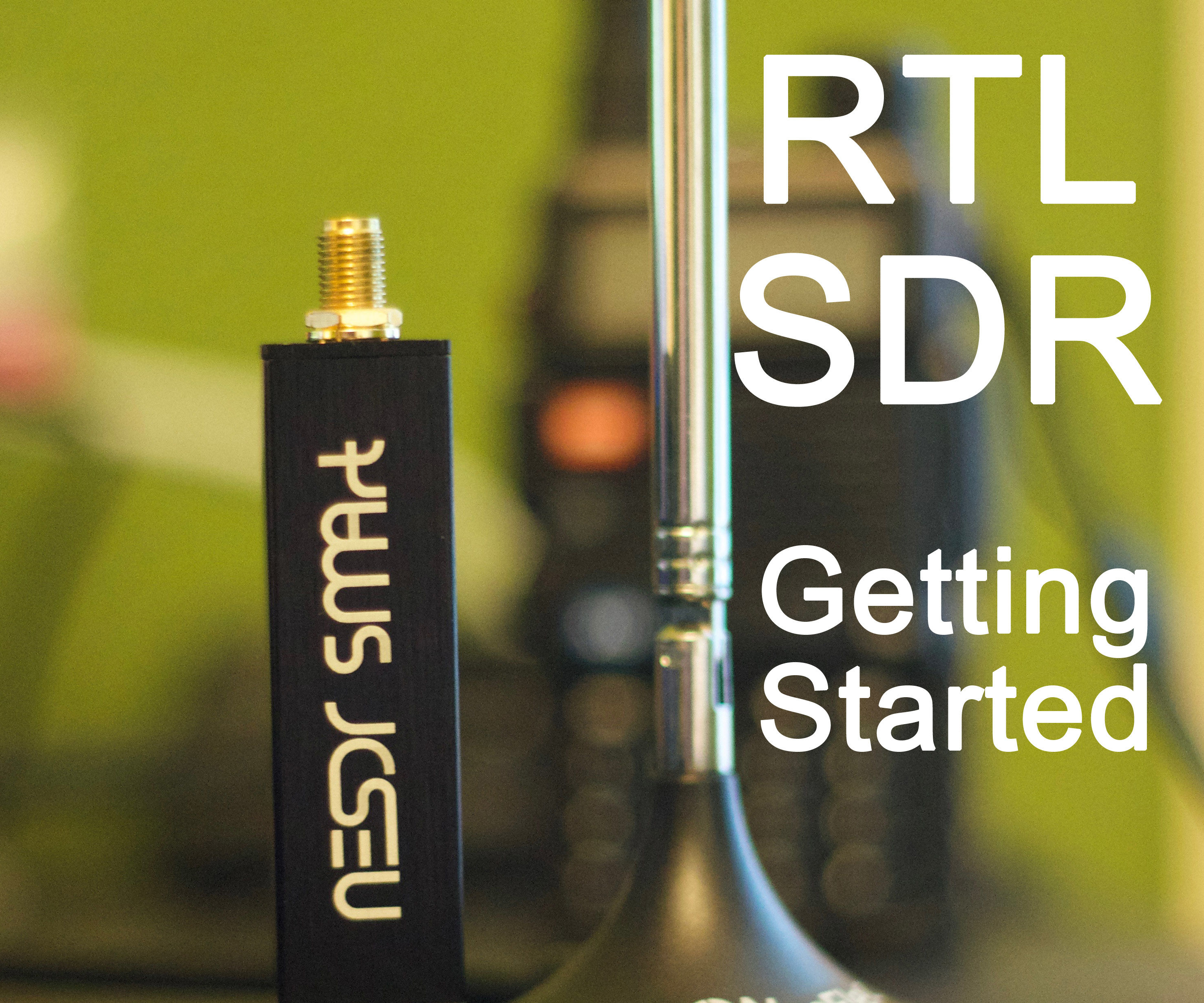 Using an RTL-SDR Dongle: 5 Steps (with Pictures)