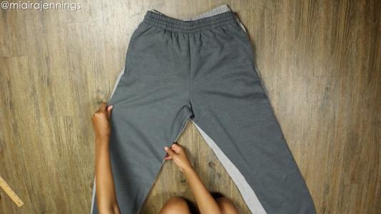 Cut Sweatpants