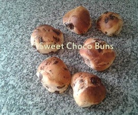 Sweet Choco-buns Recipe
