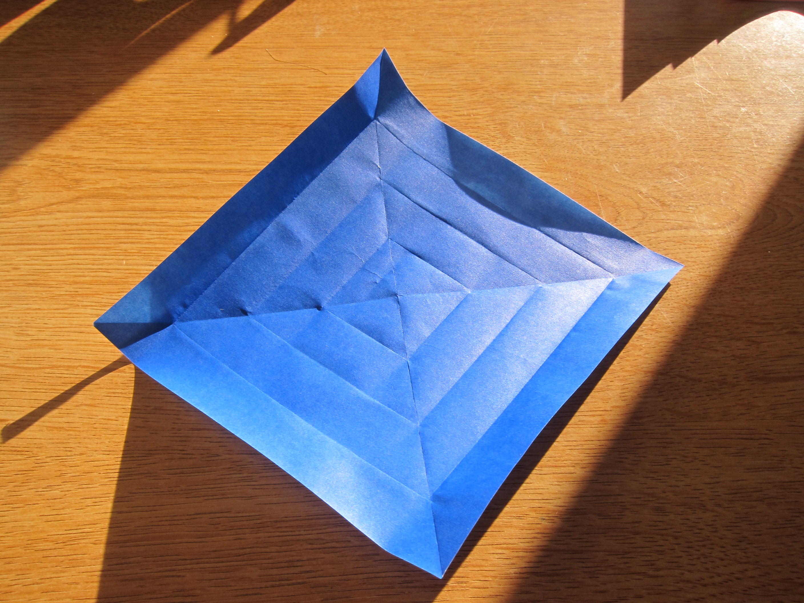 Picture of Folding a Hyperbolic Paraboloid