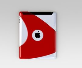 """Print Your  """"Swiss Army Knife"""" of IPad Cases (or Cool Vinyl Skin)"""