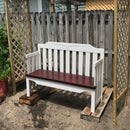 Crib at the Curb to Beautiful Bench
