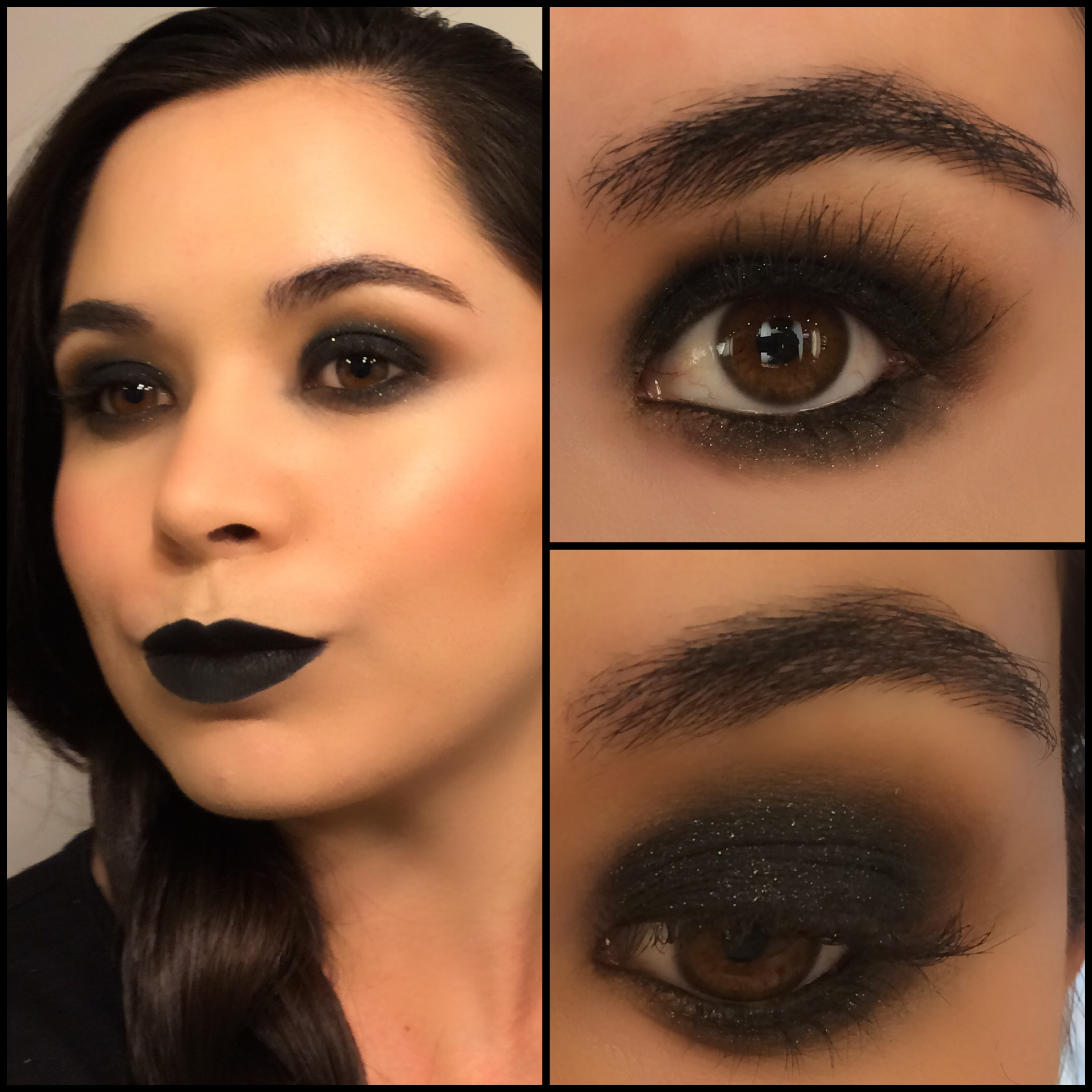 Picture of Solid Smokey Eye