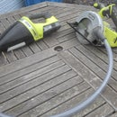 Circular saw dust extraction - quick, cheap and easy!
