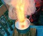 how to make a substitute for gun powder