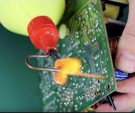 How to Make a DIY 900°С Mini Alcohol Burner