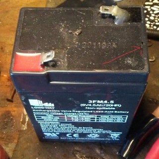 6/12/24 Volt Electric Ride on Toys Batteries Maintenance
