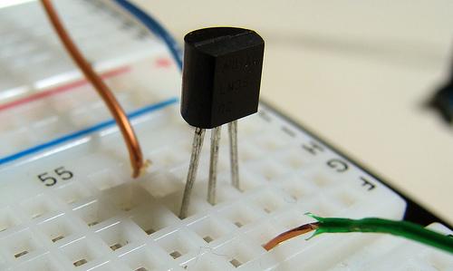 Picture of Setting Up Arduino + Temperature