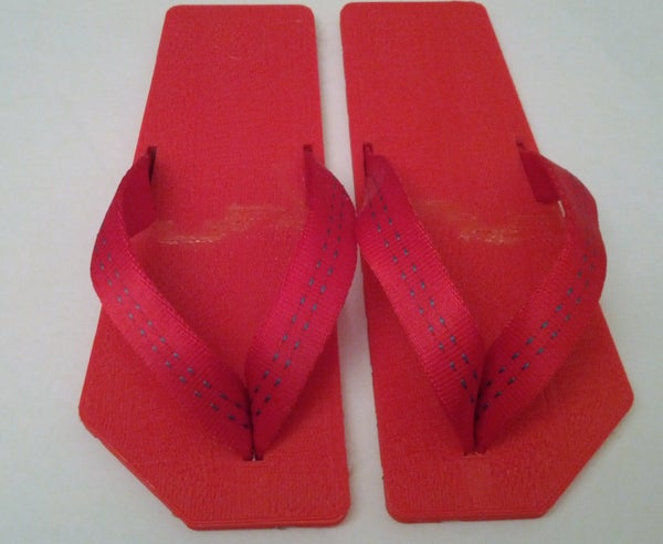 How to Make 3D Printed Sandals