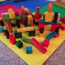 Colored Wooden Blocks