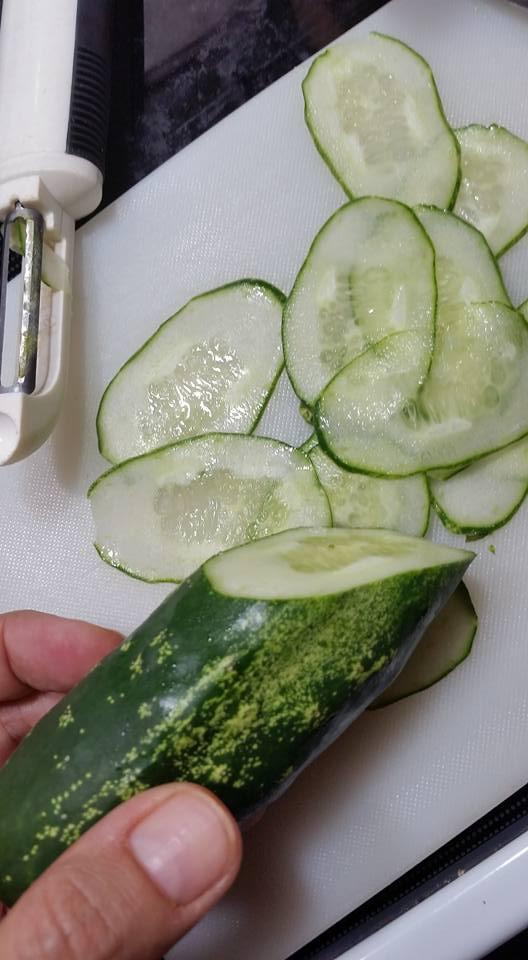 Picture of Slice Cucumber