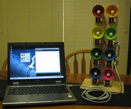 Arduino Controlled Bell Tower/Carillon
