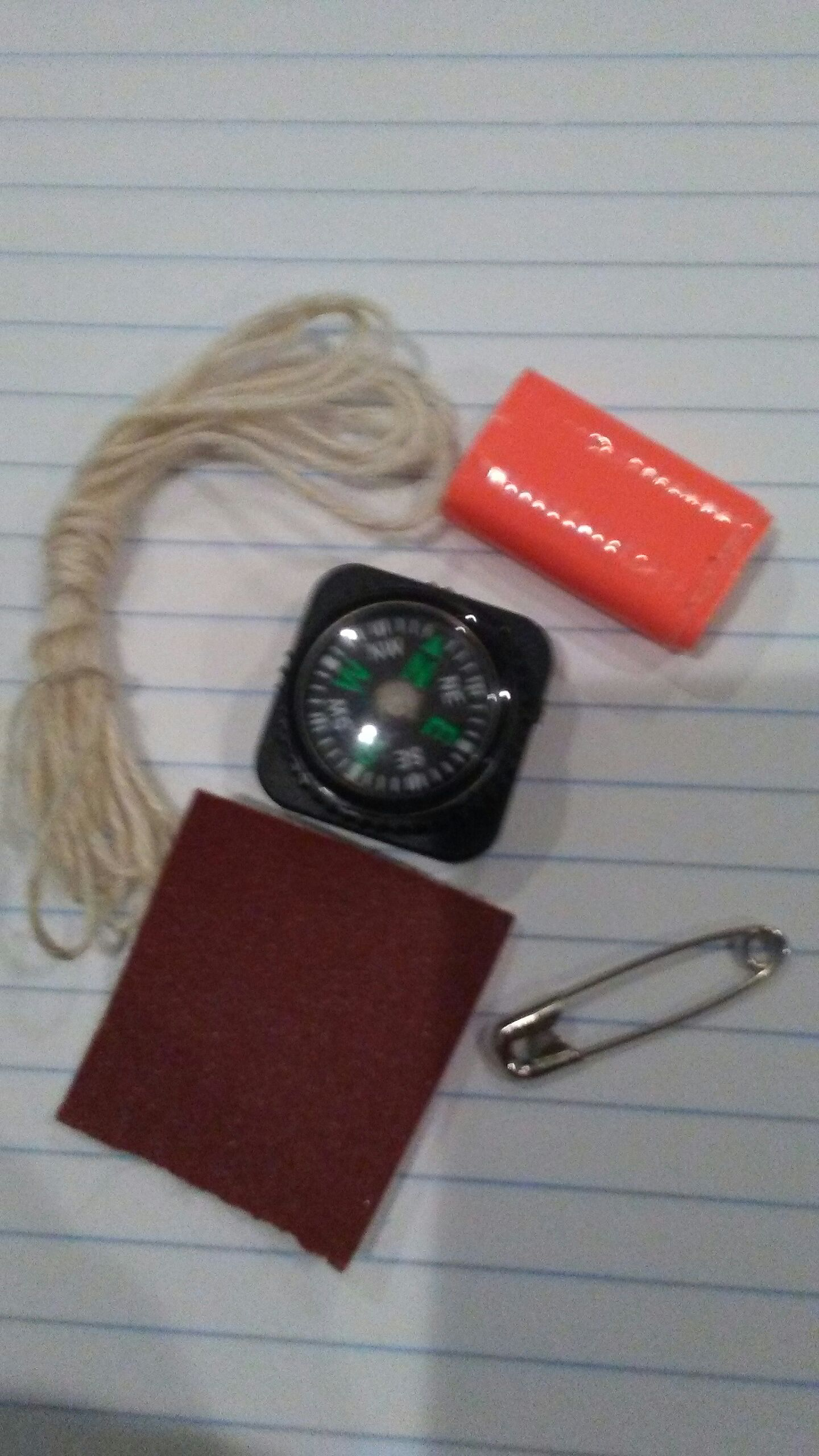 Picture of General Survival Tools