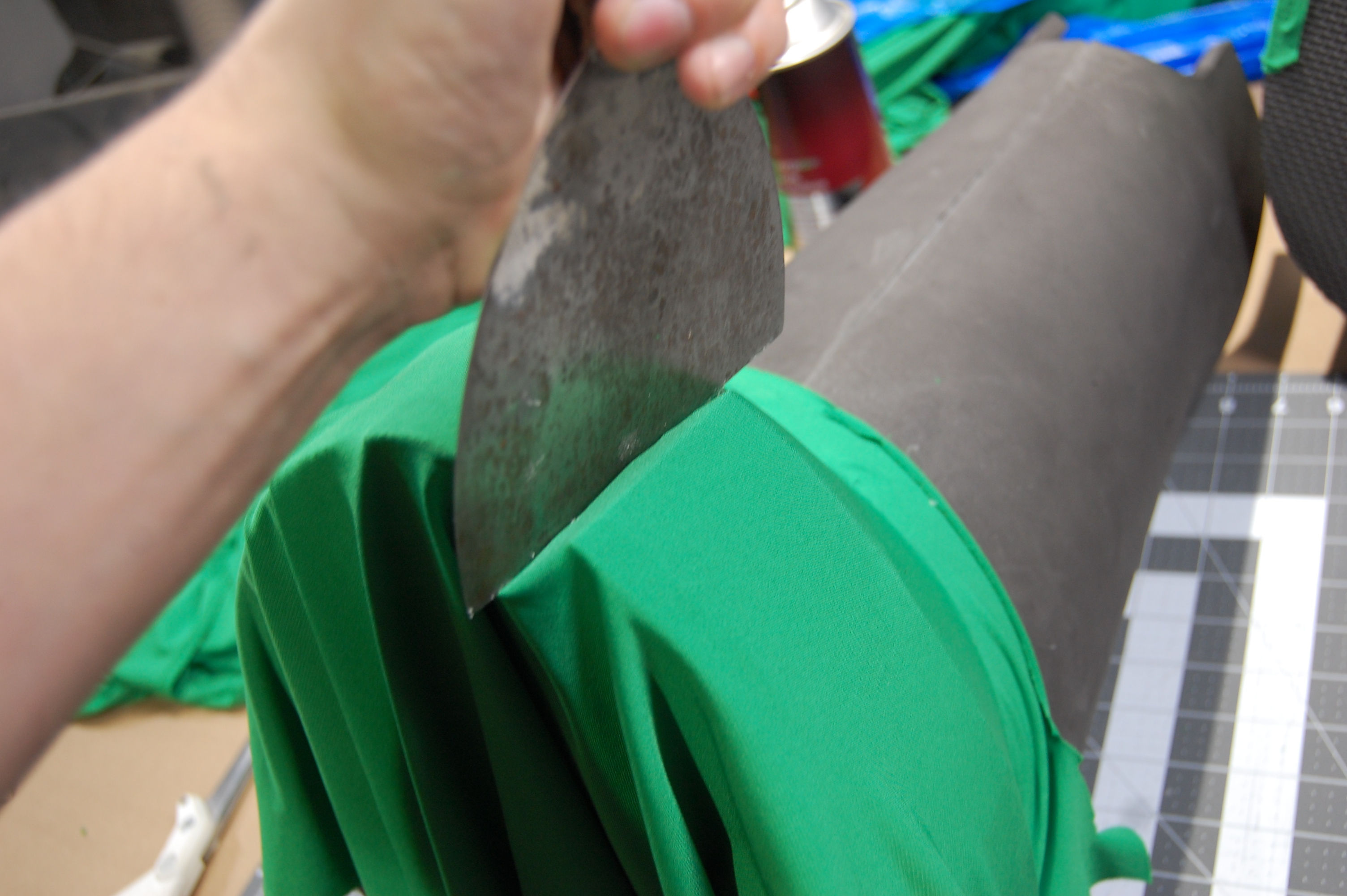 Picture of Spandex Skinning