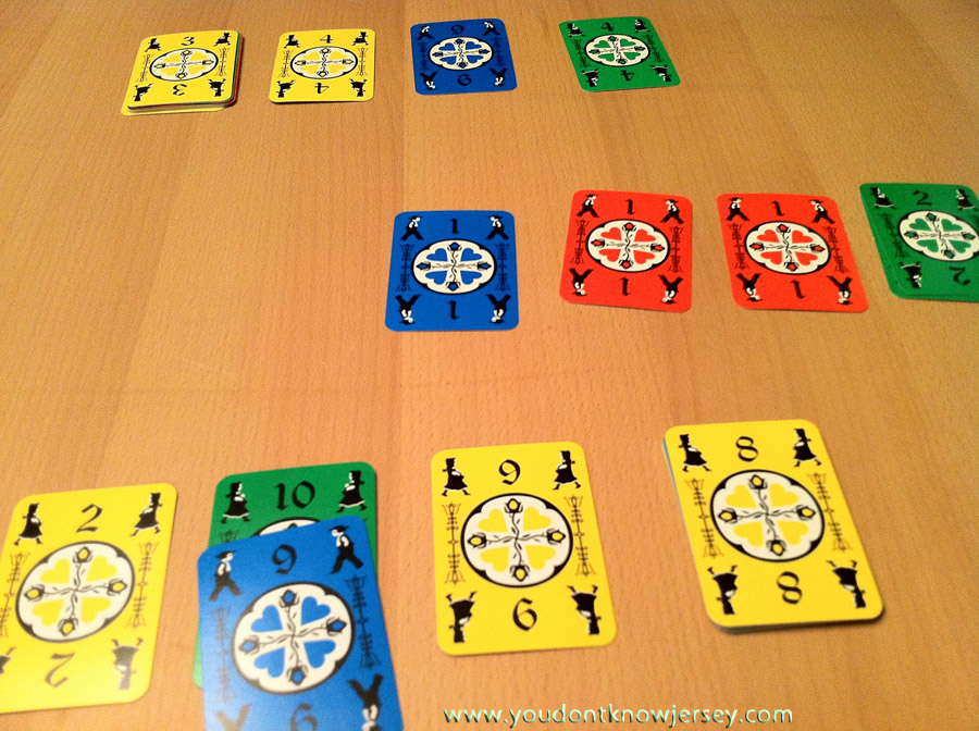 Picture of Advanced Play (Dutch Blitz Only)