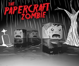The Ultimate Guide to the Zombie-ish, Skeletal, Ghoulish, Ghostly, and Just Undead in General Papercrafts
