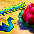 Easy Origami: How to make a lotus flower