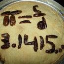 Rum & Dates Pie = Pi