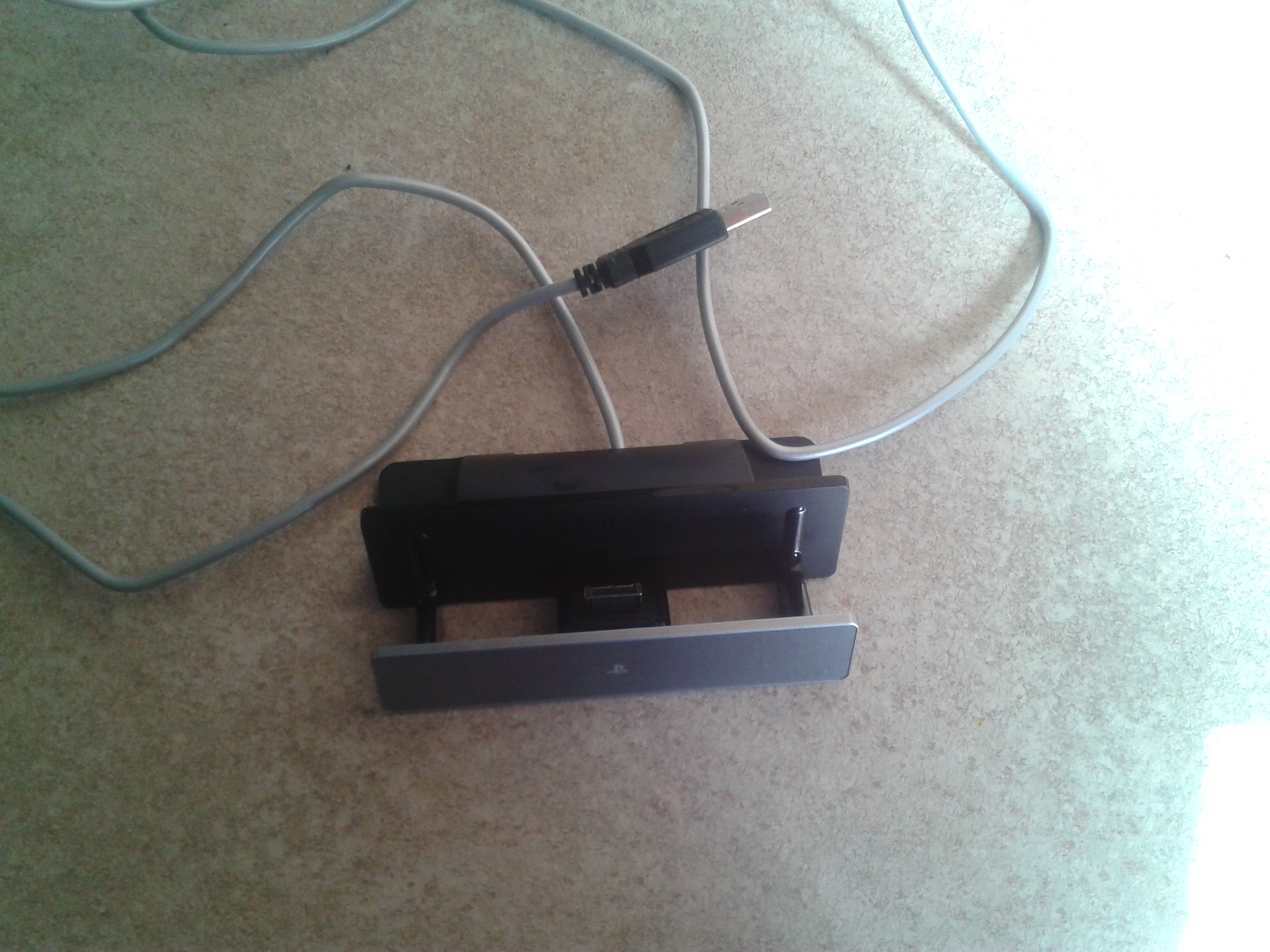 Picture of PS Vita Dock Mod With USB Std Connector