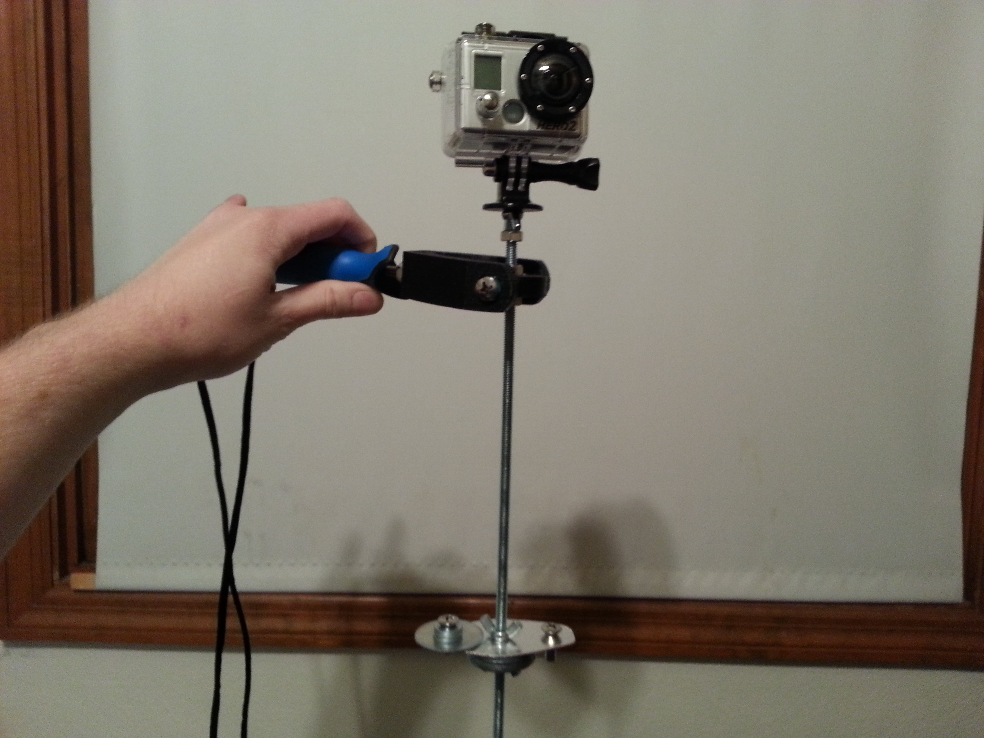 Picture of 3D Printed Steady Cam