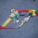 Semi-auto rbg pistol