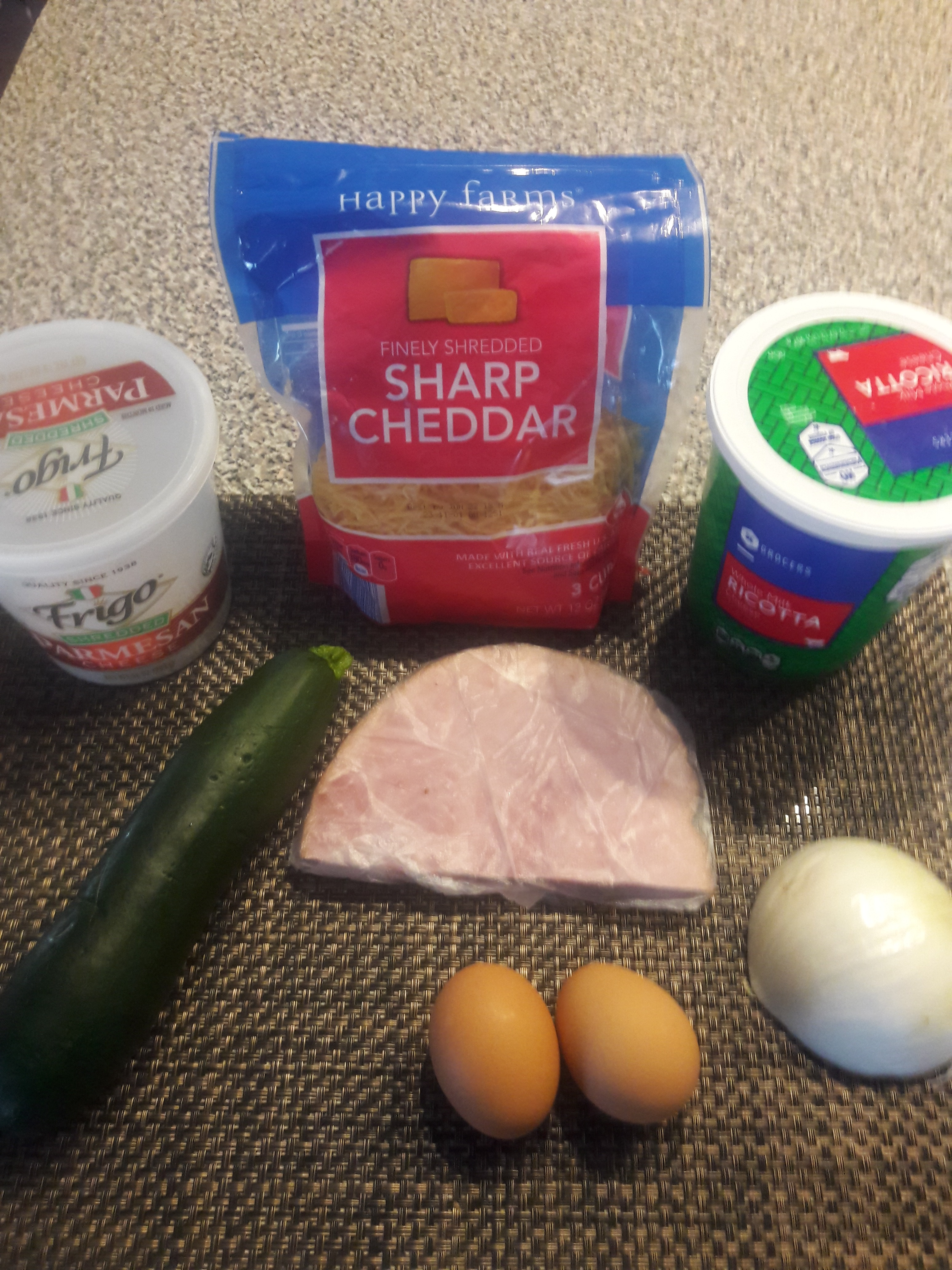 Picture of INGREDIENTS (for 4 Servings)