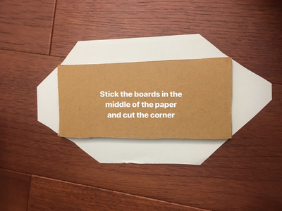 Case Making— Paper Wrapping