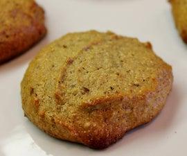Gluten Free Honey Cookies