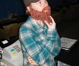 Latch Hook Beard