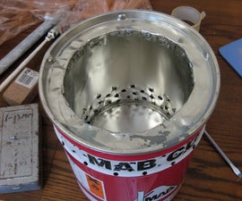 Can in Can Grill