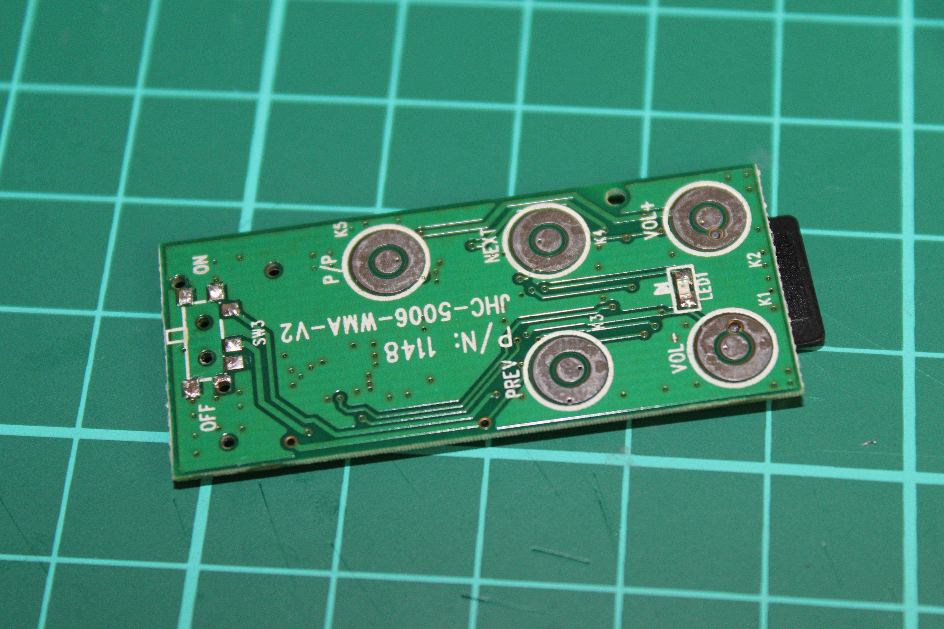Picture of Take the MP3 Player Apart