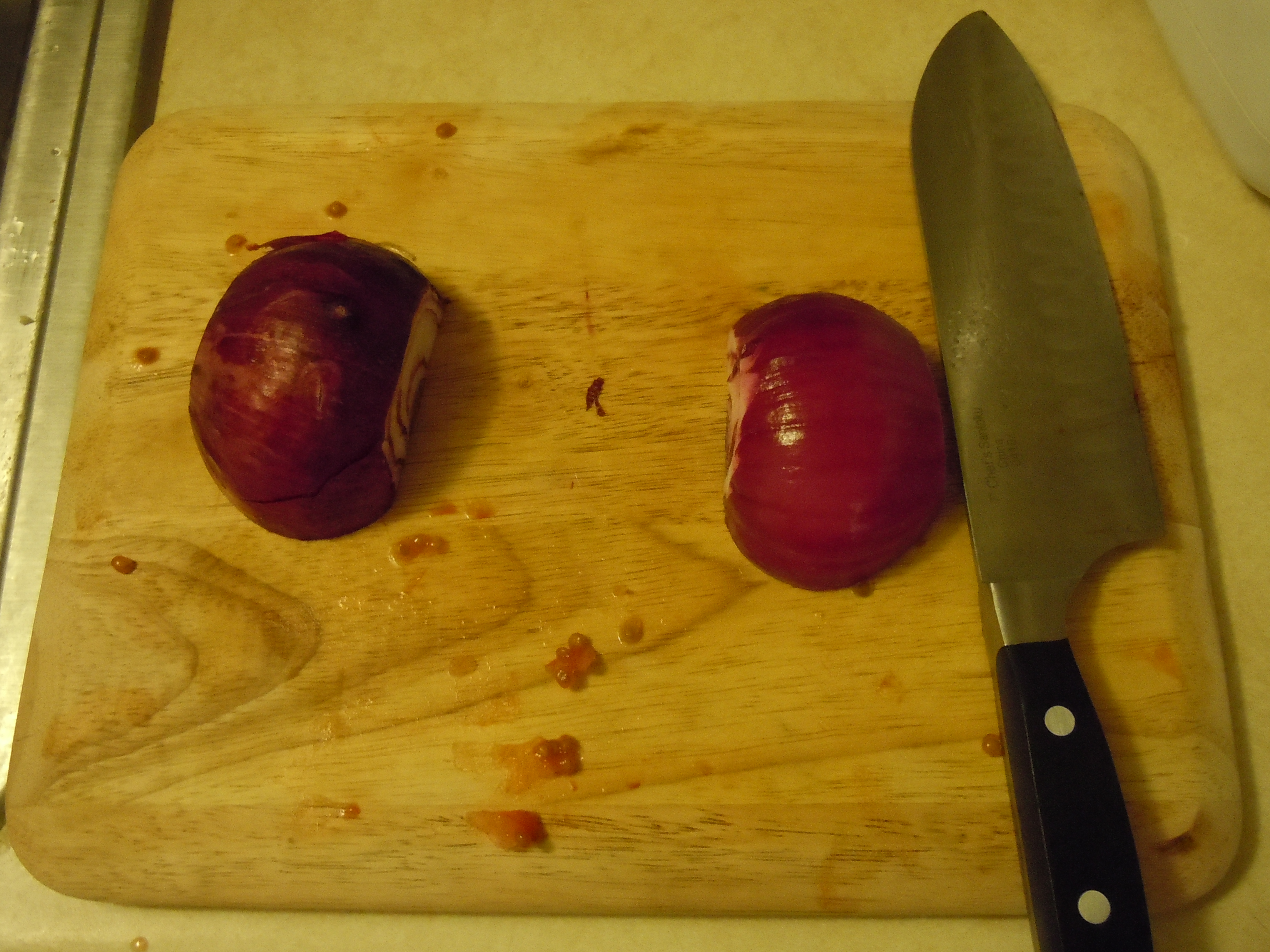 Picture of Prepare Onions and Garlic