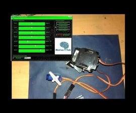 Arduino & C# - Robotic Arm Control With Pc and Arduino