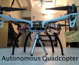Autonomous Drone With Infrared Camera to Assist First Responders