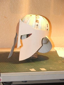 The Neck Guard and Back Plate